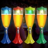 Hot Selling 3L Plastic LED beverage & beer dispenser
