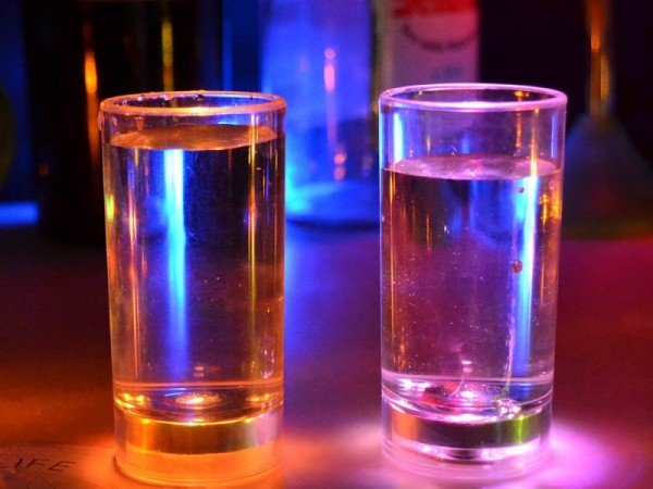 60ml LED Party Flashing Shot Glass