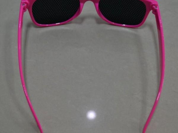 Fancy special unisex plastic sport sunglasses
