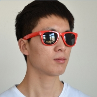 Wholesale original wooden material sunglasses