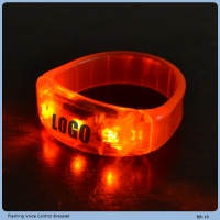 Concert Favor LED Wristband Flashing Light