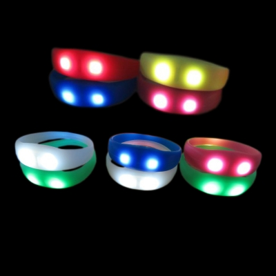 LED Music Activated Bracelet