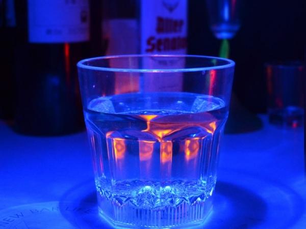 12oz LED Fashing Whisky Glass