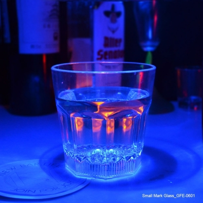 12oz LED Fashing Whisky Glass
