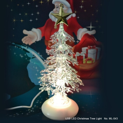 USB mini tree light