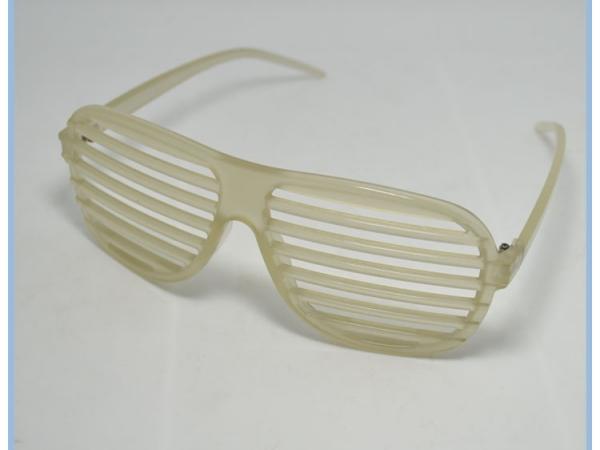 Plastic Louver glasses