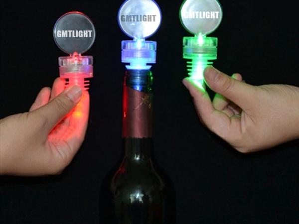 led bottle cap