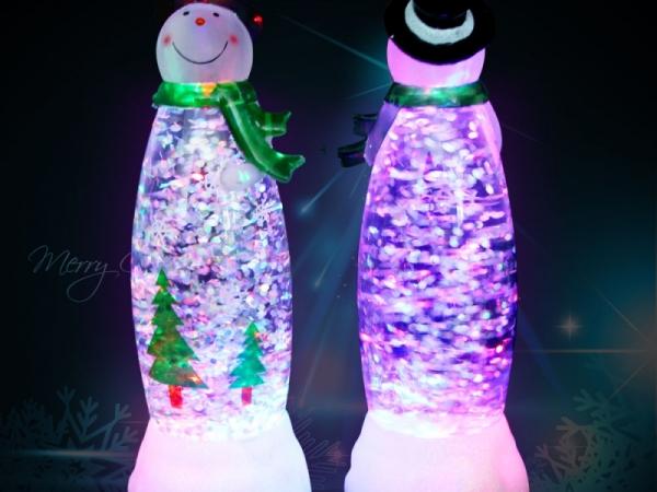 The LED Christmas decoration