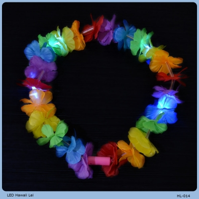 Unique Christmas decoration LED light LEIS