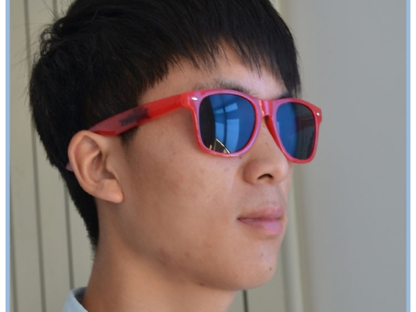 Bright promotional 2020 hot cool men sunglasses