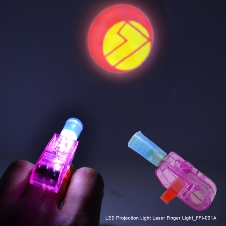 Good quality led party laser finger light rings