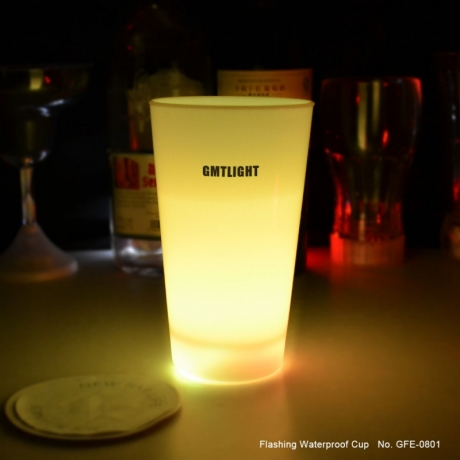 Party supply glow led cup for bar accessaries