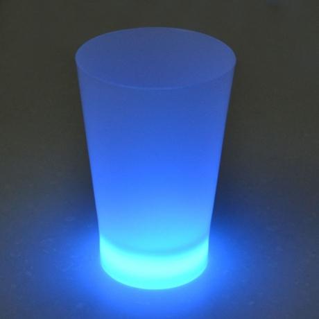 12OZ glow in dark glass made by GMTlight