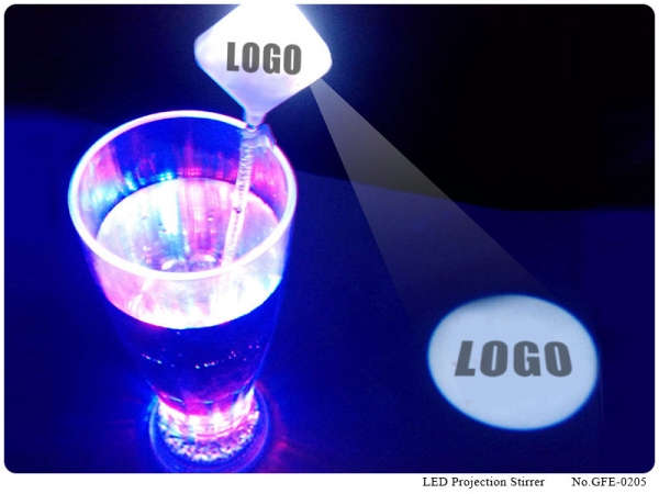 LED Projection Stirrer