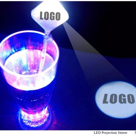 LED Projection Stirrer