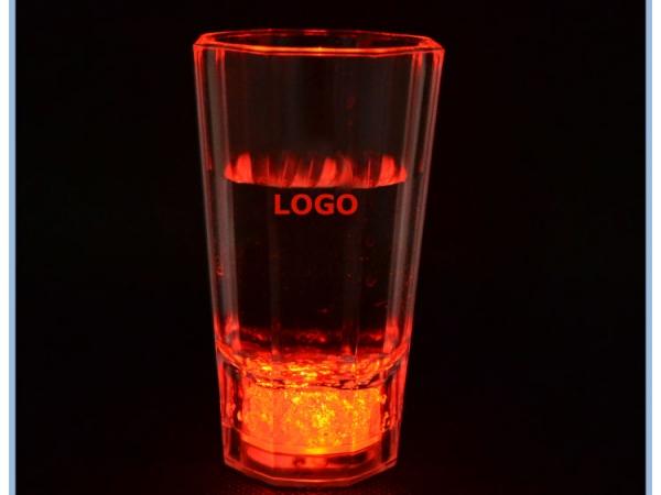 Mini Led Flashing Mark Glass (No.GFE-0318)
