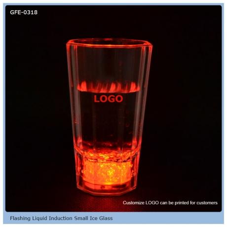 Mini Led Flashing Mark Glass