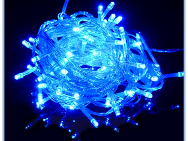 Colorful Twinkle LED String Lights For Christmas Decoration