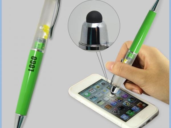 Different colors mental stylus pen