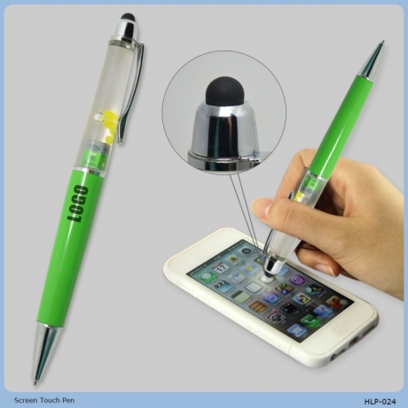 Different colors mental stylus pen