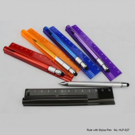 Hot selling yellow color ballpoint pen for phone