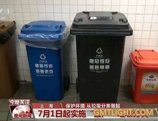 Citizens Who Do Not Implement garbage classification will be fined