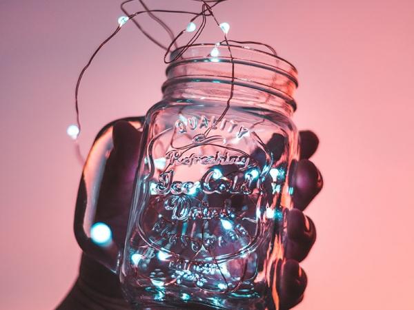 LED Decoration Copper Wire Battery Mini String Light