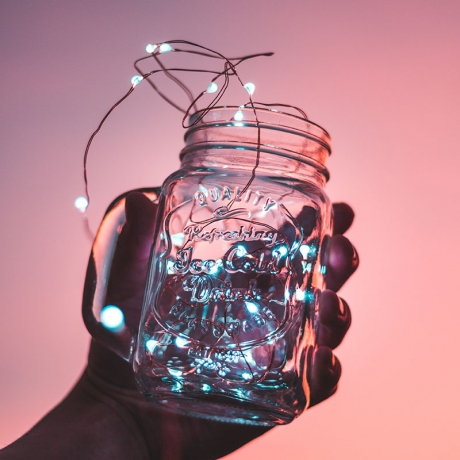 LED Decoration Copper Wire Battery Mini String Light