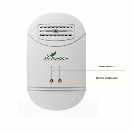 Air purifier mini second-hand smoke anion office small purifier