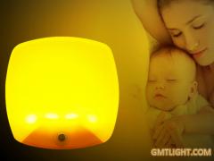 Light Control Night Lamp