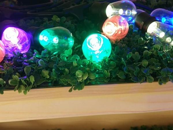 LED bulb lamp string light