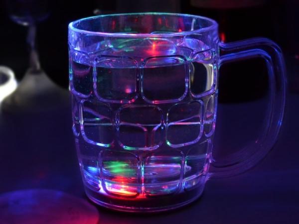 LED Beer Mug