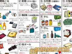 Garbage Classification Should Learn from Japan