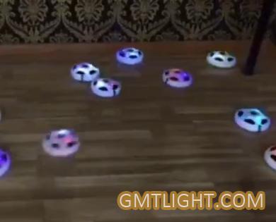 Hover Soccer Flashing Ball