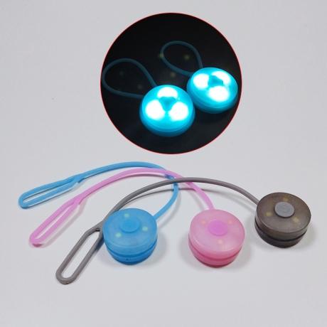 LED Safety Silicone Bag Light