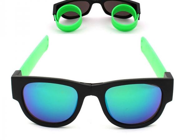 Wrist Silicone Fold Sunglasses