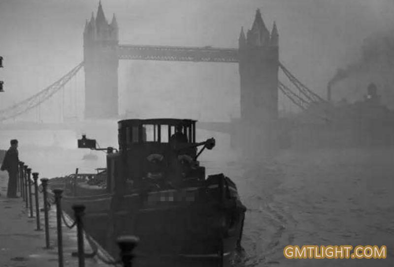 泰晤士河曾经有百年的污染史