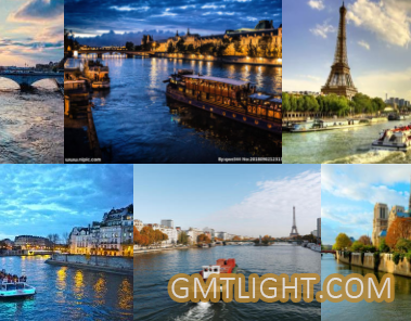 Legend of the Seine River