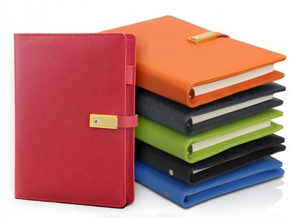 Business gift Power Bank Notebook