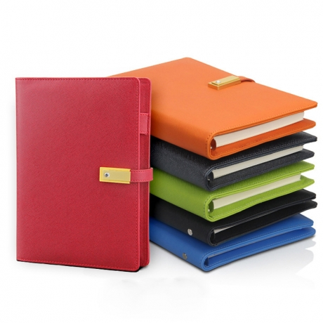 Business gift Power Bank Notebook