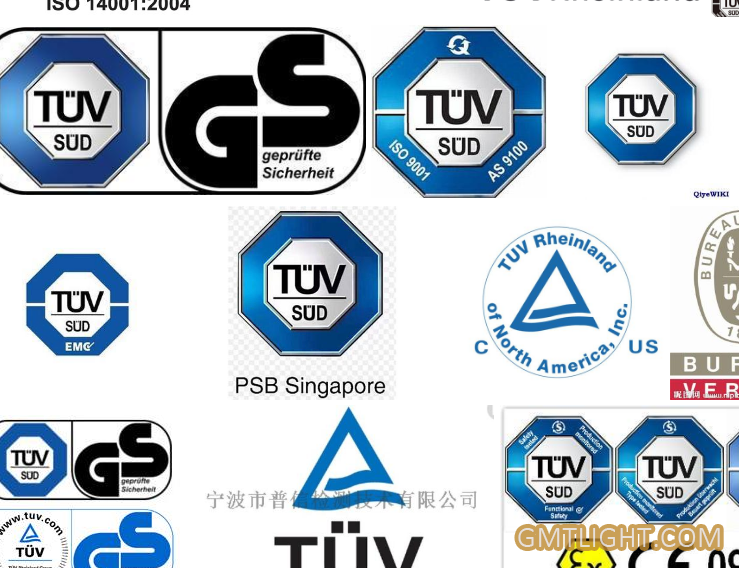 What services does TUV provide?