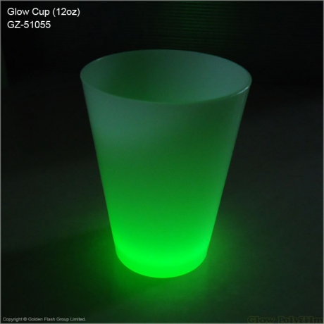 Plastic Glow Cup