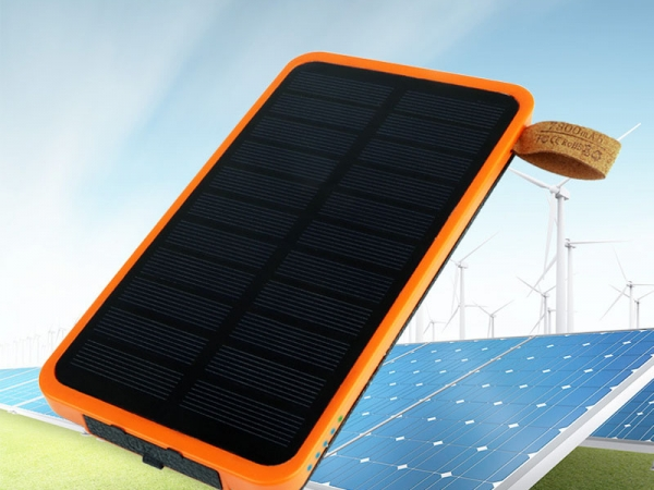 Solar mobile power supply