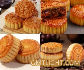 biggest moon cake recorded in Guinness