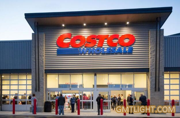 Chinese Meet Costco Shanghai Business Well
