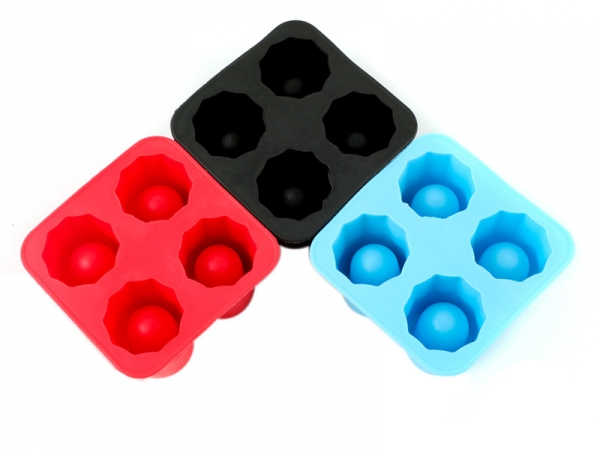 Silicone Real ice shot glass cup maker