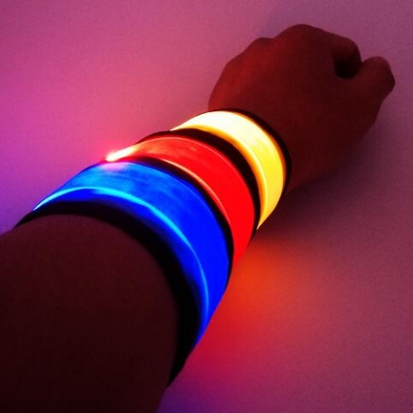 LED Light Emitting Beat Arm Belt