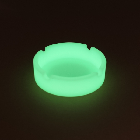 Luminescence Glow In Dark Ashtray
