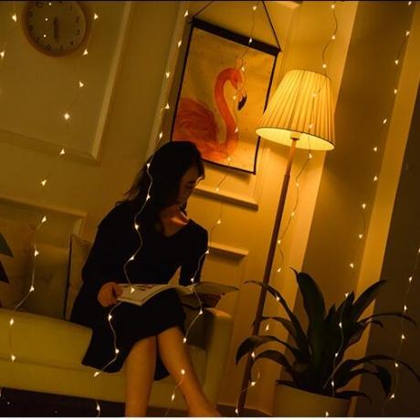 LED Curtain Lamp