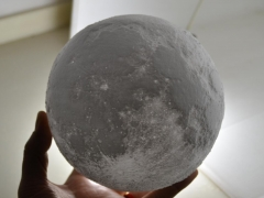 How long does it take for your moon lamp to be fully charged once